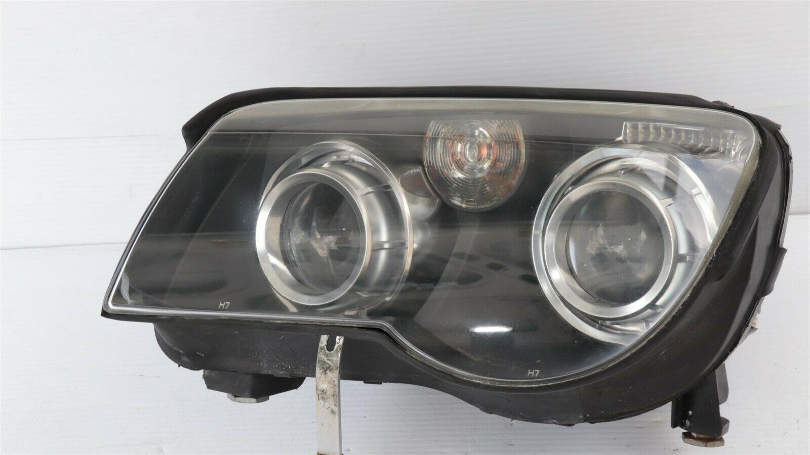 CrossFire Cross Fire Headlight Head Light Lamp Driver Left LH - POLISHED