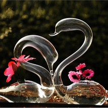 Glass Vase Flower Planter Terrarium Hydroponic Container Pot Vases For W... - $25.86+
