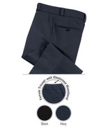 Dress Pants Women's 22 Black Police EMT Security Fireman 609FBK Top Bras... - $33.29