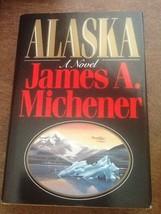 Alaska James A. Michener USED Hardcover Book - $1.98