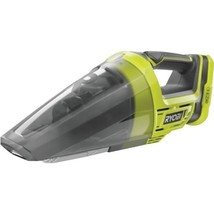 Ryobi One+ Hand Vacuum, Tool-Only, Onboard Crevice Tool, Dust Bowl - $149.56