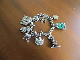 "Brighton RETIRED ""Denver Rocky Mountain"" Charm ... - $34.99"
