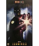 "MARVEL'S IRON MAN 13""x22.5"" Original Promo Movie Poster SDCC 2018 Avengers - $24.49"