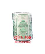 """DART Quiet Classic Laminated Foam Dinnerware Plate 10 1/4"""" White 125/Pk ... - $50.49"""