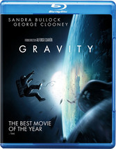 Gravity (Blu-Ray/DVD Combo/Uv/2 Disc)