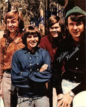 THE MONKEES - Signed by ALL Autograph Authentic Signed  Photo w/COA - 30487 - $245.00