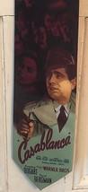 Vintage 2003 Ralph Marlin Casablanca Mens Neck Tie *NEW* Oscars Party Bo... - $19.95