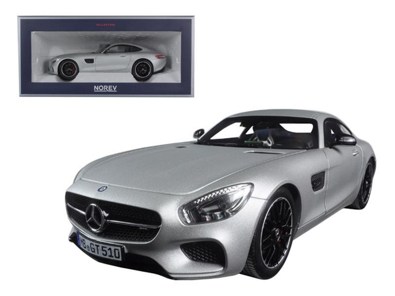 2015 Mercedes AMG GT 1:18 Diecast Model Car by Norev for sale  USA