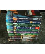Silhouette Romantic Suspense lot of 10 Assorted Authors Paperbacks - $19.99