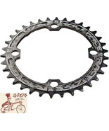 RACEFACE NARROW-WIDE SINGLE 30T X 104MM BLACK ALLOY BICYCLE CHAINRING - $59.39