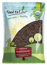 Organic Black Pepper, 7 Pounds - Whole Dried Peppercorns, Non-GMO, Koshe... - $67.62