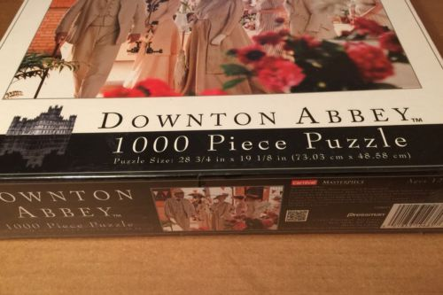 182f519c5 2012 Sealed Pressman Downtown Abbey Puzzle and 50 similar items