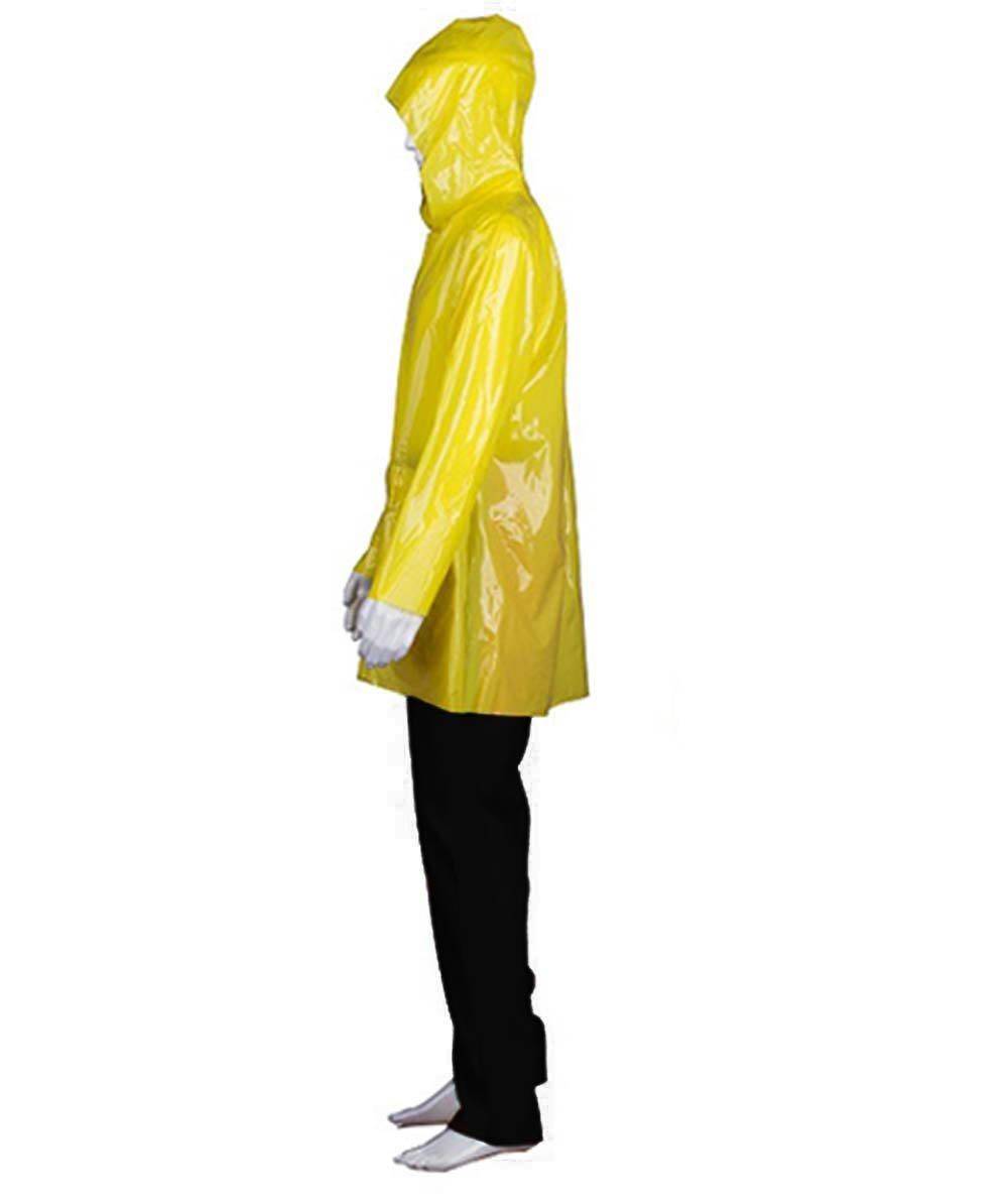Adult Men's Costume for Cosplay IT Georgie Raincoat HC-367 image 3