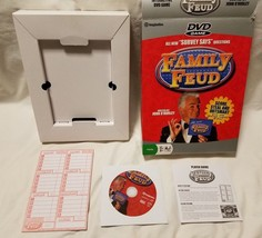 Original FAMILY FEUD DVD Game Brand John O'Hurley Family Game Imagination - $6.74