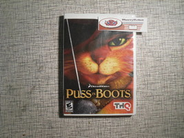 Puss in Boots Nintendo Wii 2011 Dreamworks Kids' Game - $12.25