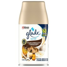Glade Automatic Spray Refill, Elegent Amber & Oud, 6.2 Oz - $9.95