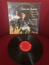 Paul Simon Art Garfunkel Autographed Parsley Sage Rosemary Thyme Vinyl L... - $294.00