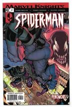 2004 Marvel Knights Spiderman Comic 7 from Marvel Comics Venomous Part 3 - $2.97