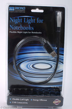USB Night Light for Notebook USB Connectivity Flexible Coil Light NWT  6910 - $9.85