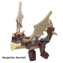 Dragon the Hungarian Horntail Harry Potter Minifigures Lego Block Toy Gifts - $3.99