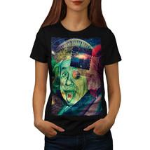 Einstein Philosophy Shirt Invention Women T-shirt - $12.99