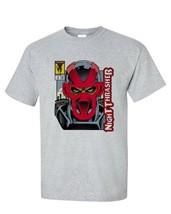 Night Thrasher T Shirt Marvel Comics New Warriors 1990s comic books graphic tee image 2