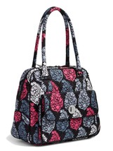 Vera Bradley Signature Cotton Turnlock Satchel Bag, Northern Lights - $79.90