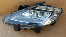 07-09 Mazda CX-9 CX9 Xenon HID Headlight Driver Left LH - POLISHED image 1
