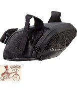 LIZARD SKINS CACHE JET BLACK SEAT BAG - $24.74