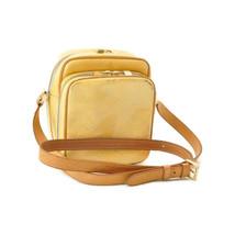 LOUIS VUITTON Vernis Wooster Shoulder Bag Gris M91075 Auth 9431 - $160.00