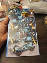 Revell RMXY9410 Bsa Pinewood Derby Batman Car Wrap Decal Brand New - $4.95