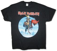 Iron Maiden-Uncle Sam 2013 Tour-Black T-shirt - $24.99