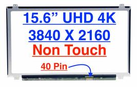 "15.6"" UHD 4K Screen LP156UD1-SPB1 (SP)(B1) fits LTN156FL02-L01 LTN156FL0... - $116.82"