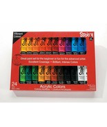 Studio 71 Acrylic Paint Set: 24 Colors, 22mL tubes - $69.91