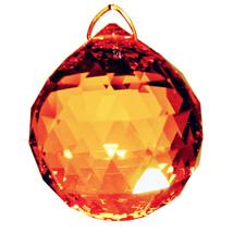 Swarovski 20mm Crystal Faceted Ball Prism image 7