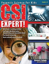 CSI Expert!: Forensic Science for Kids (Grades 5-8) [Paperback] Schulz, Karen K. image 3
