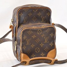 LOUIS VUITTON Monogram Amazon Shoulder Bag M45236 Auth No Sticky 6107 - $296.00