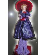HAUNTED DOLL NO DEALS SPIRIT ATTACHED LADY IN RED PASSION FOR LIFE ZEST ... - $99.00