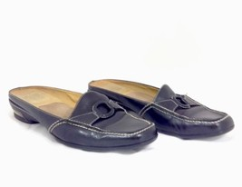 Cole Haan Black Slide Loafers Flats Shoes Size ... - $23.09