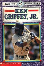 Ken Griffey Jr. Scholastic Sports Shot Collector's Book #3 MLB Baseball ... - $3.95