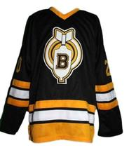 Any Name Number Youngblood Thunder Bay Bombers Hockey Jersey Racki Any Size image 1