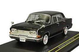[First43 1/43] Mitsubishi Debonair A30 1964 Black F43-010 - $39.97