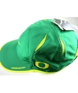 Nike Featherlight Aerobill Oregon Ducks Dri-Fit Mens Hat Adjustable Gree... - $18.76