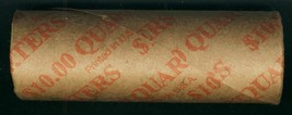 1999-D Uncirculated Connecticut State Quarter Roll - $38.95