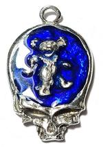 Dancing Bear Skull Fine Pewter Pendant Approx. 1 5/8 inches tall image 6