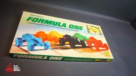Vintage Formule Un Jeu de Société, Apparence Complet Mais Non Instructions - $42.61