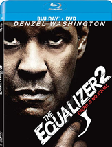 The Equalizer 2 [Blu-ray + DVD] (2018)