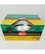 White Bell Adult Bicycle Helmet Epic New Bike Men  - $35.00