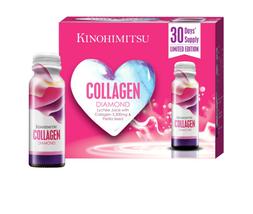 NEW Kinohimitsu Collagen Diamond Drink 16'S for Anti- Aging & Skin Firmi... - $92.89
