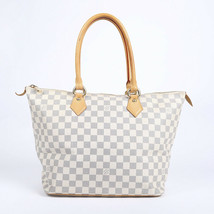 Louis Vuitton Saleya MM Damier Azur Tote Bag - $955.00